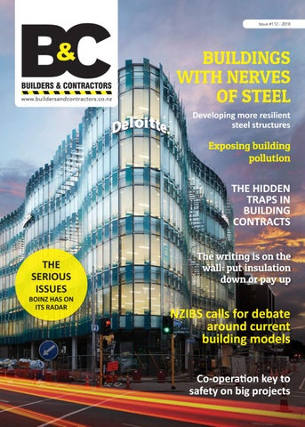 Builders & Contractors Magazine, Issue #112 by Markat - issuu
