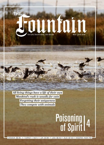 The Fountain #123 May-Jun 2018 by The Fountain Magazine - issuu