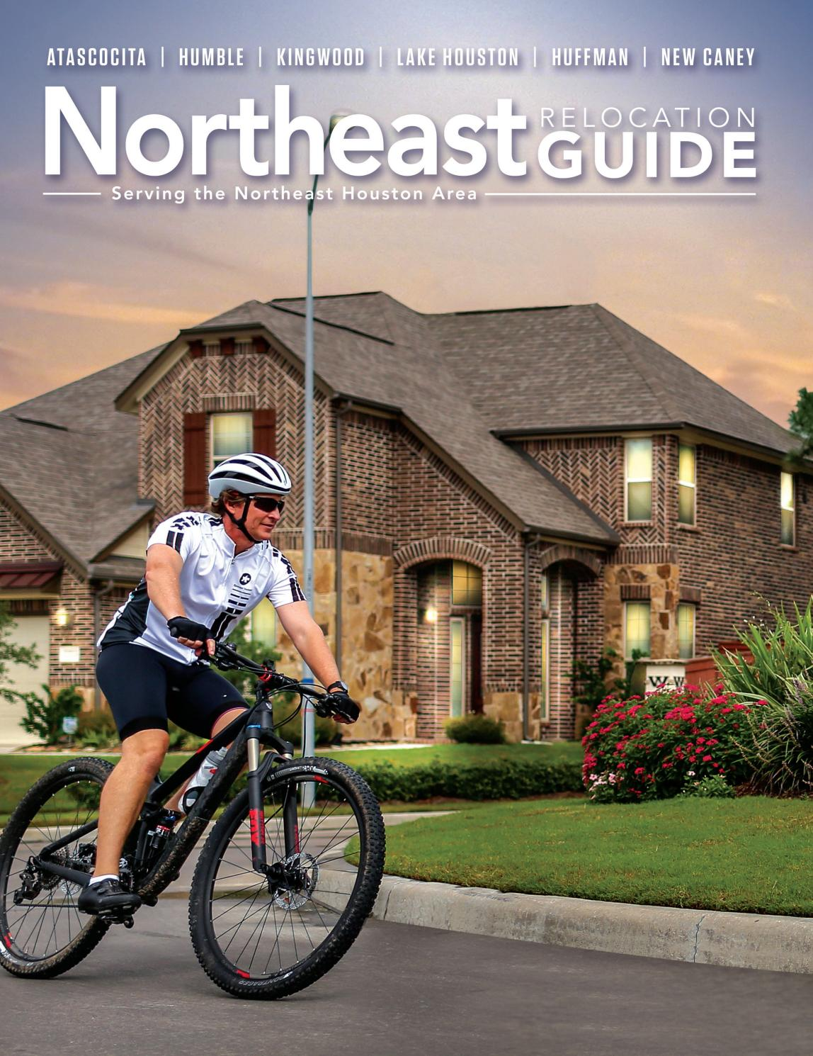 Northeast Houston Relocation Guide - Spring Summer 2018 by WEB Media Group  LLC - issuu 8c257fd36