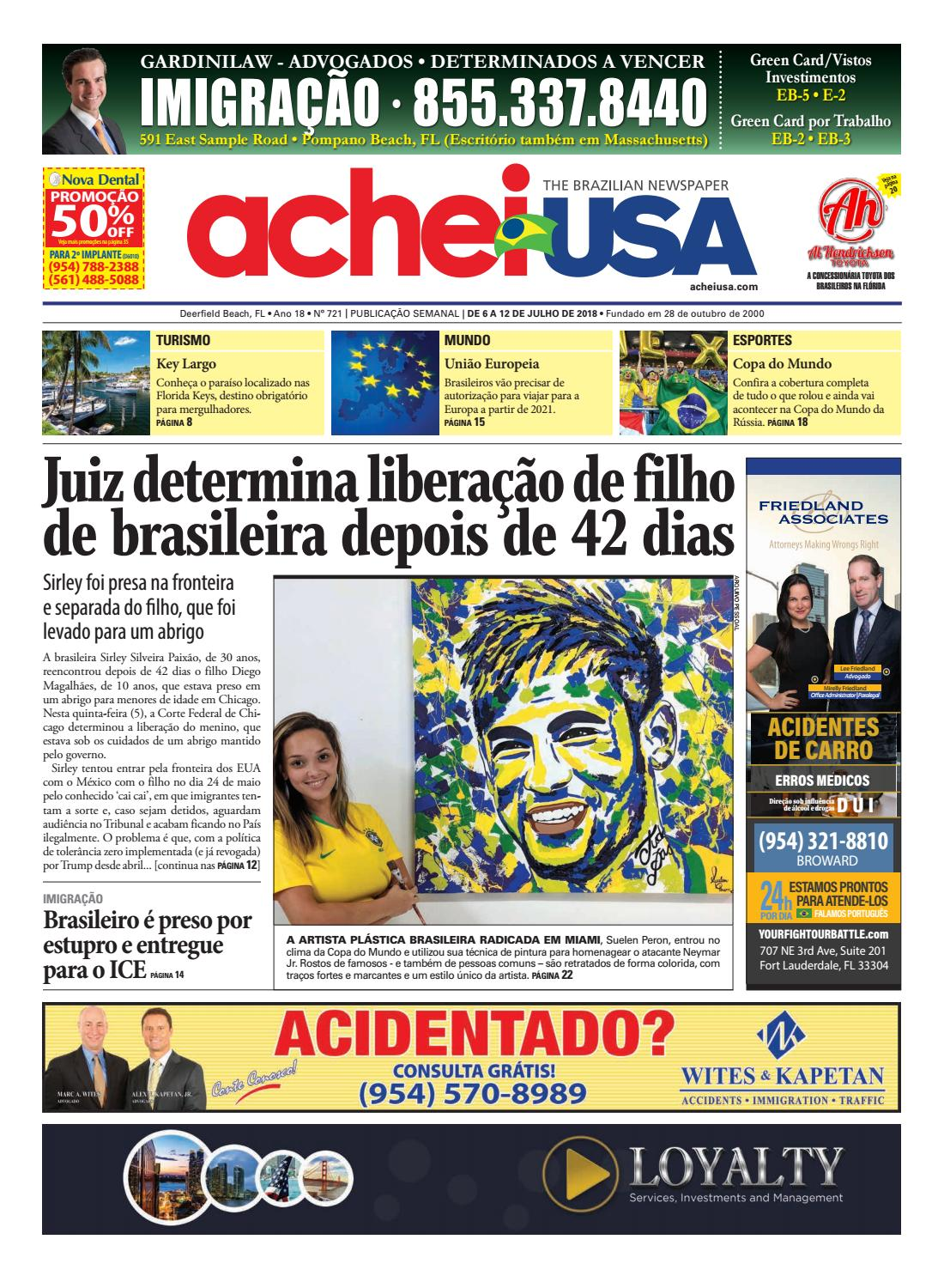 e7f972390 AcheiUSA 721 by AcheiUSA Newspaper - issuu