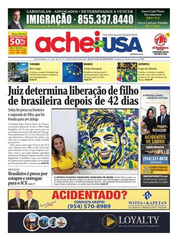 d8e60e149 AcheiUSA 721 by AcheiUSA Newspaper - issuu