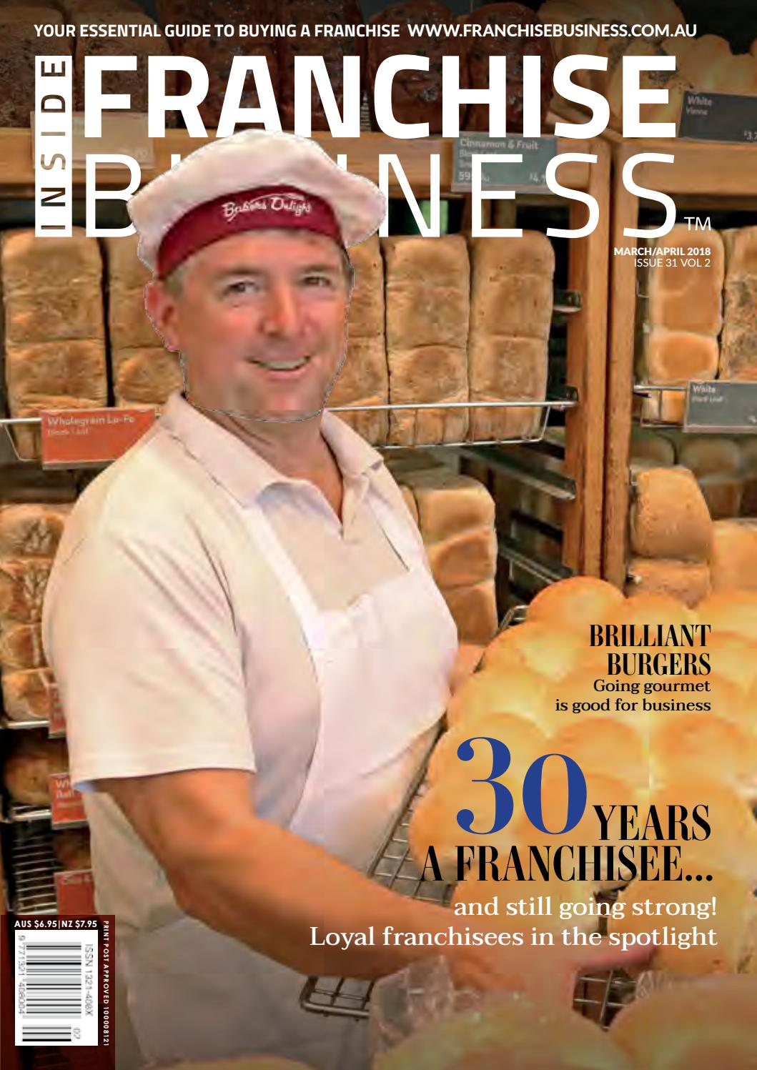 Inside Franchise Business - Mar/Apr 2018 by Octomedia Pty