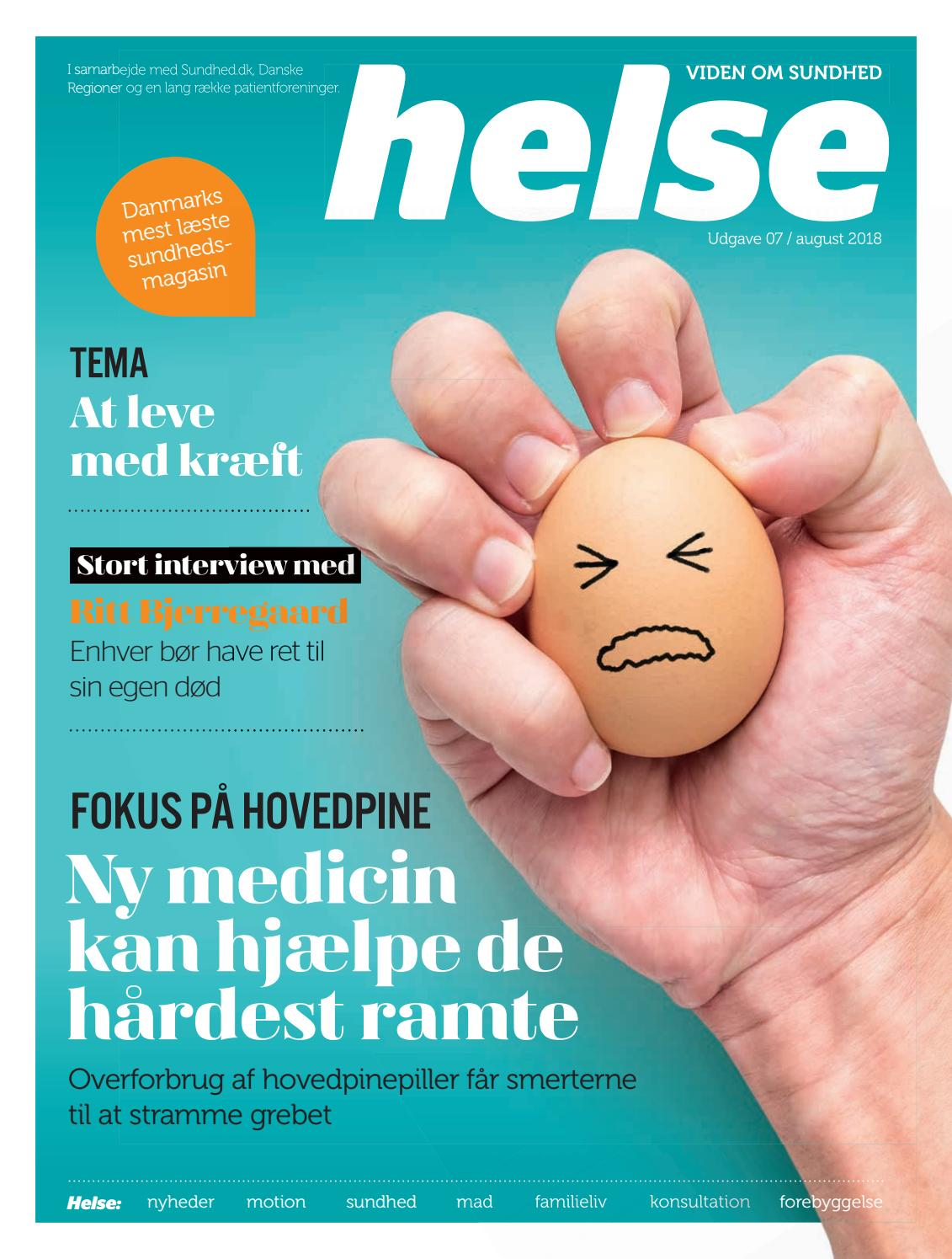 22e65abae493 Helse-2018-07 by Mediegruppen as - issuu