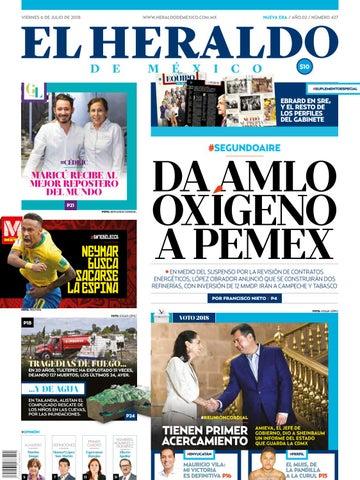 7f50845a4c 6 de julio 2018 by El Heraldo de México - issuu