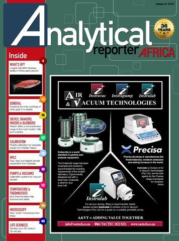 Analytical Reporter Issue4 2018 by New Media B2B - issuu