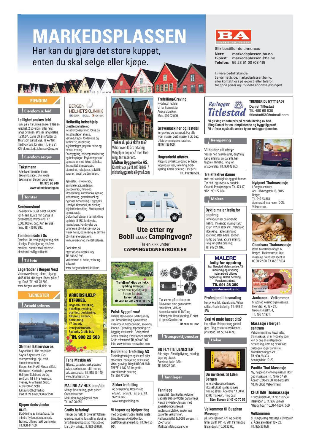 norges største aviser tantra massasje bergen