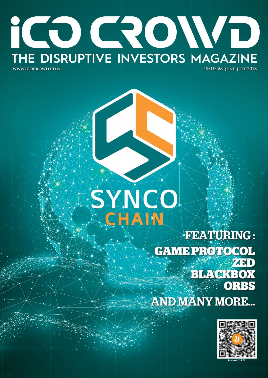 ICO CROWD ISSUE 8 by Ico Crowd - issuu