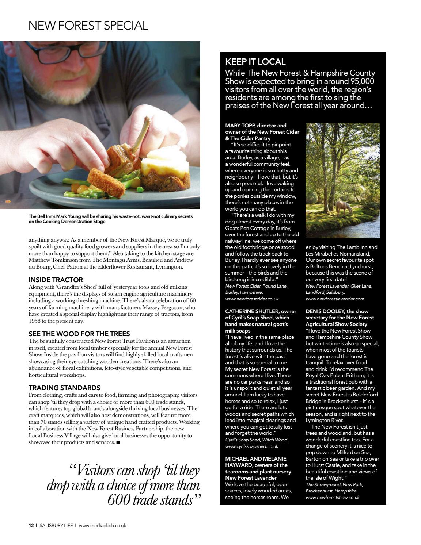 Salisbury Life - issue 256 by MediaClash - issuu