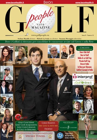 Golf People Club Magazine12 By Golf People Issuu