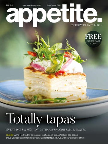 Appetite #51 – July/August 2018 by Offstone Publishing - issuu