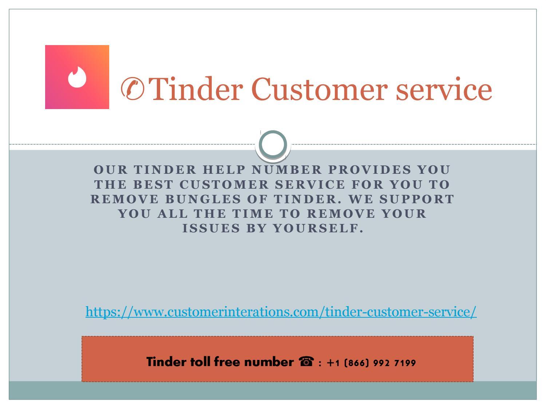 Tinder 1-866-992-7199 Tinder customer service phone number by Tinder