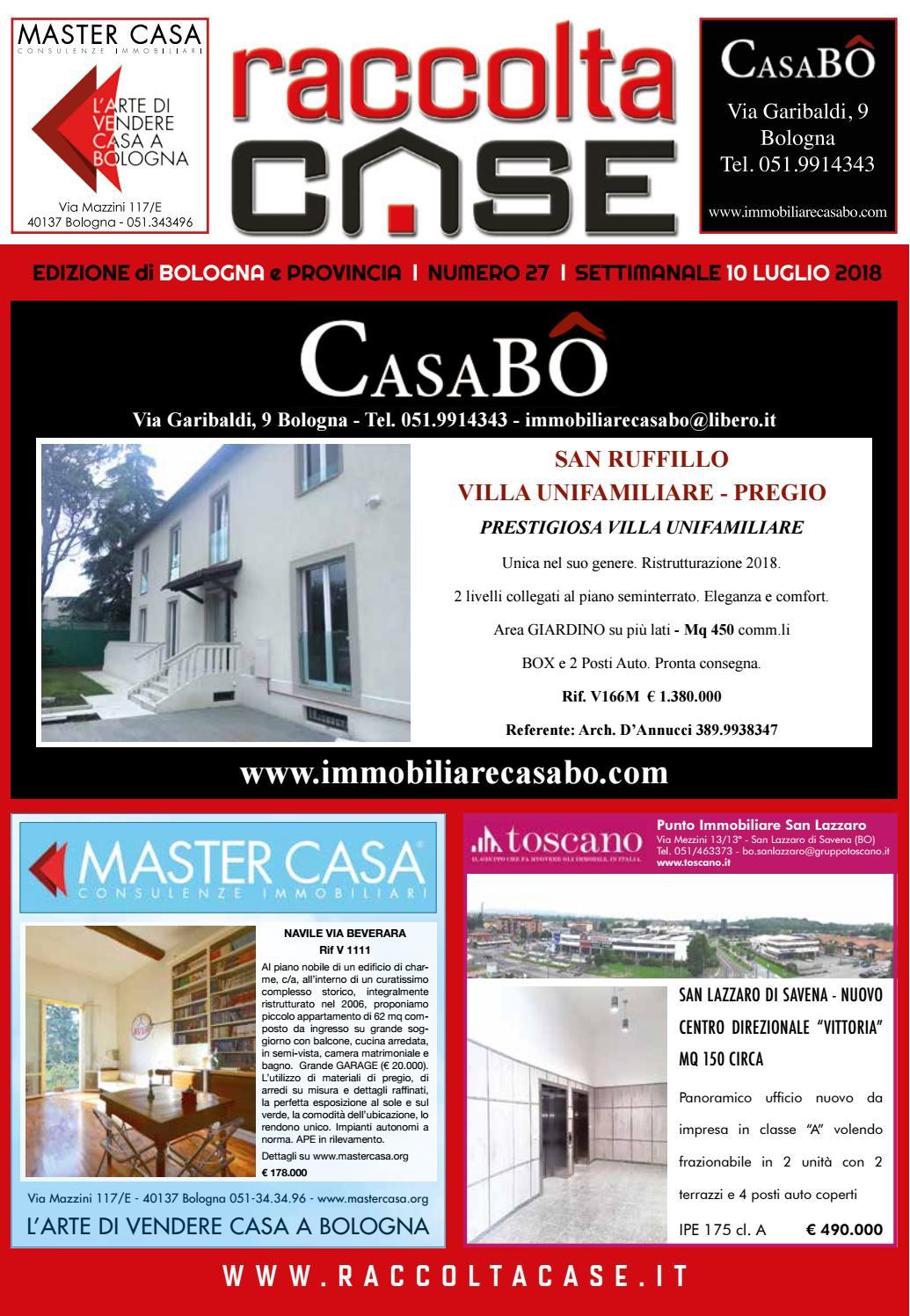 Spazio Vitale Studio Immobiliare raccoltacase bologna 27 - 2018 by publidok s.r.l. - issuu