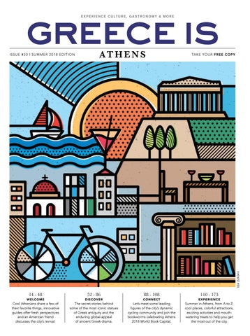 GREECE IS   ATHENS   SUMMER 2018 by GREECE IS - issuu 378e8004a32