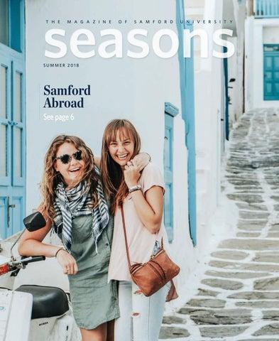 6363c28ca81 Samford University Seasons Magazine Summer 2018 by Samford ...