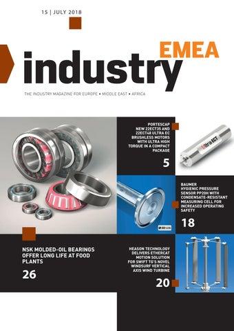 Industry EMEA 15