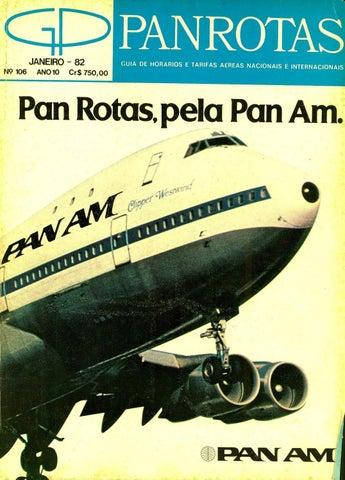Guia PANROTAS - Edição 106 - Janeiro 1982 by PANROTAS Editora - issuu f52b827f96