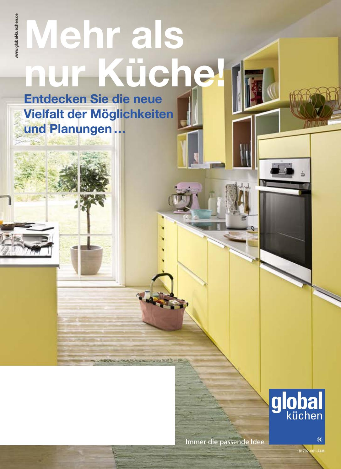 global k chen prospekt by europa m bel verbund gmbh issuu. Black Bedroom Furniture Sets. Home Design Ideas