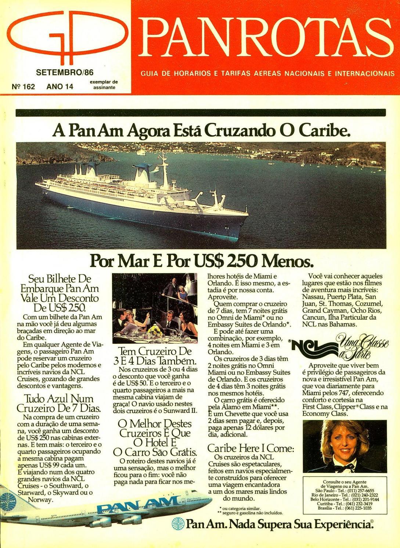 Guia panrotas edio 162 setembro1986 by panrotas editora issuu fandeluxe Image collections