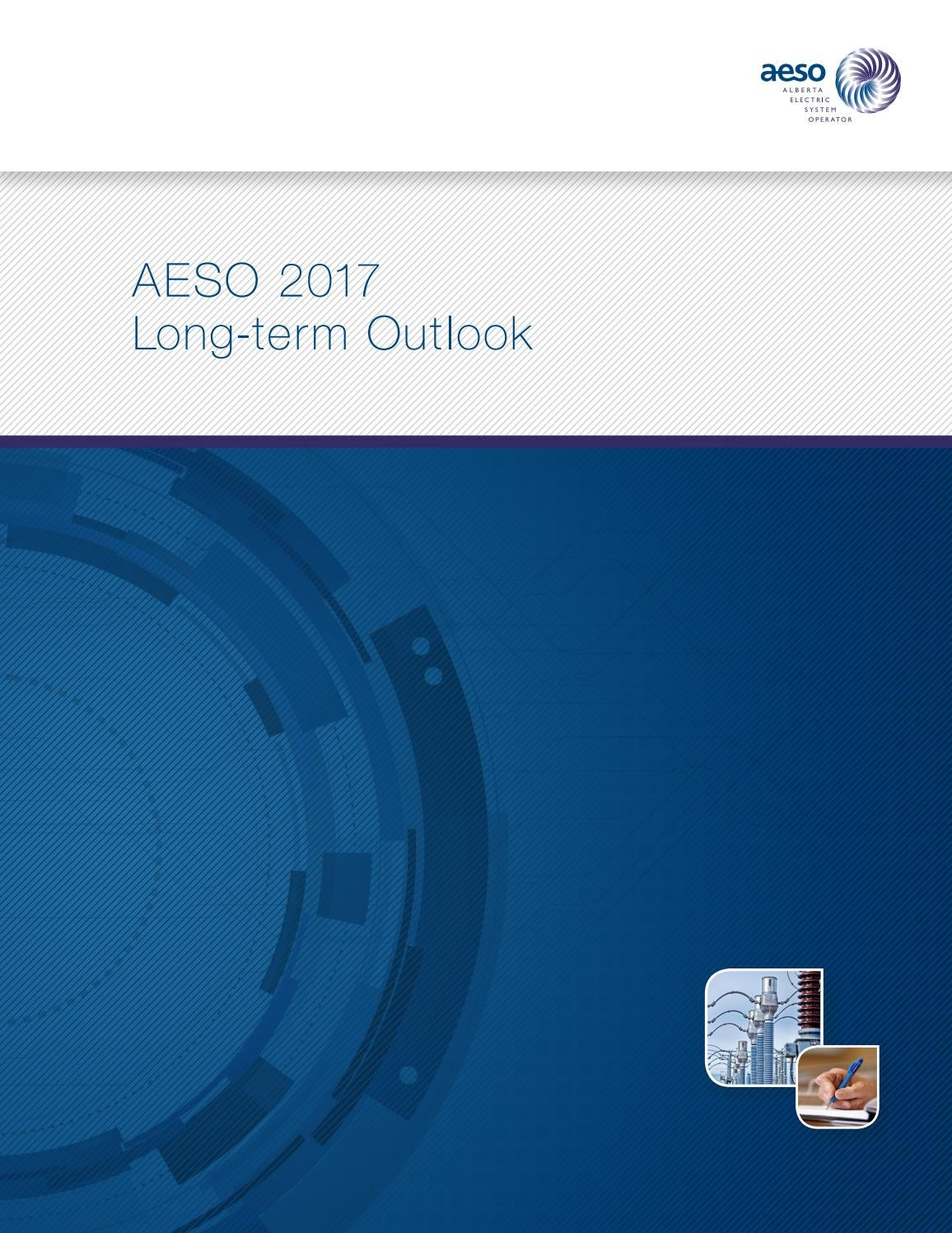 AESO 2017 Long-term Outlook by Kanaga Gnana - issuu