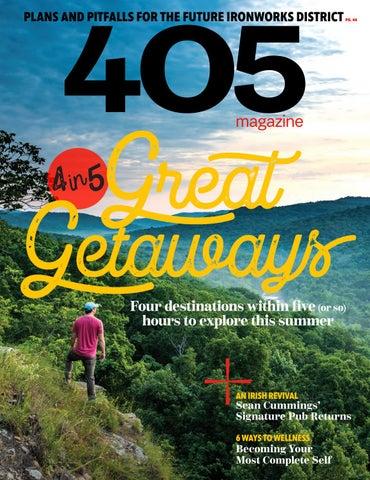 7fa3bca5d4 405 Magazine July 2018 by 405 Magazine - issuu