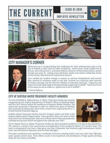The Current By City Of Suffolk Virginia Issuu