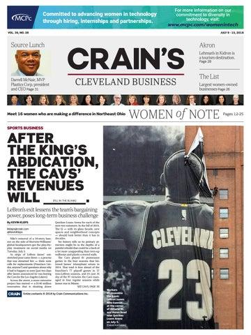 d52ecccbd34 Crain s Cleveland Business by Crain s Cleveland Business - issuu