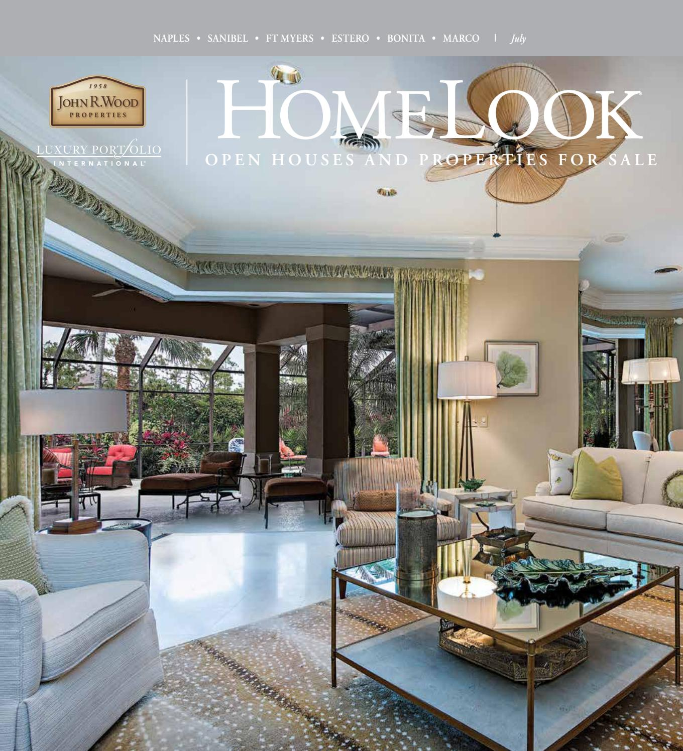 HomeLook Magazine - July 2018 Issue by John R  Wood