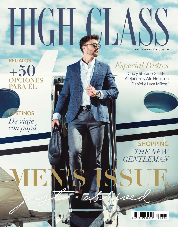 High Class de junio 2018 by Revista High Class - issuu a6fdecacf29