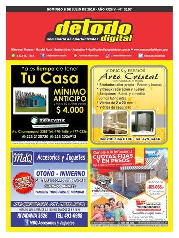 d18cdeb46 Semanario Detodo - Edición N° 3235 - 07 04 2019 by Semanario Detodo ...