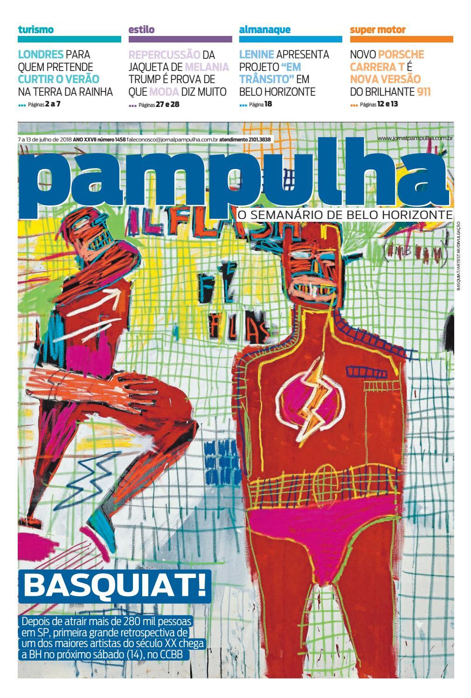 415845dcfaa Pampulha - 07 a 13 de julho de 2018 by Tecnologia Sempre Editora - issuu