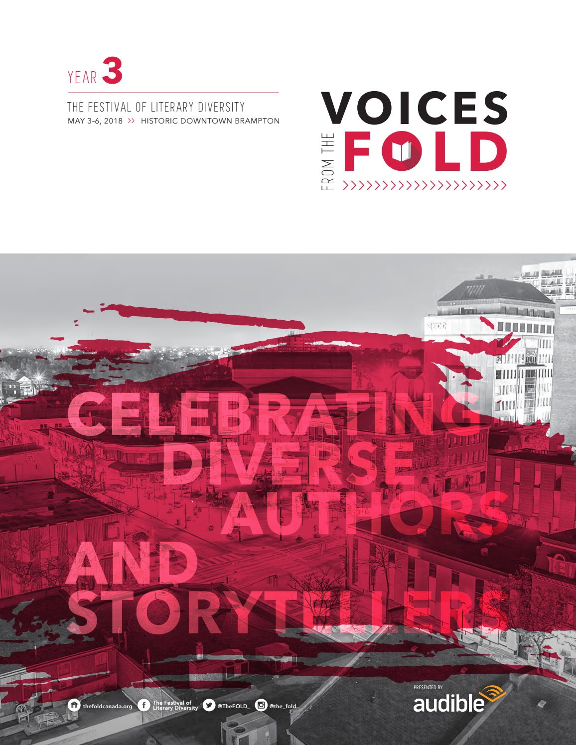 The Festival Of Literary Diversity 2018 Magazineschedule By The