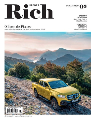 Rich Report ed. 3 - 2018 by richreport - issuu 37905e4d70