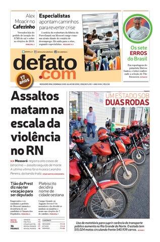 Jornal de Fato by Jornal de Fato - issuu b03cf06f2c949