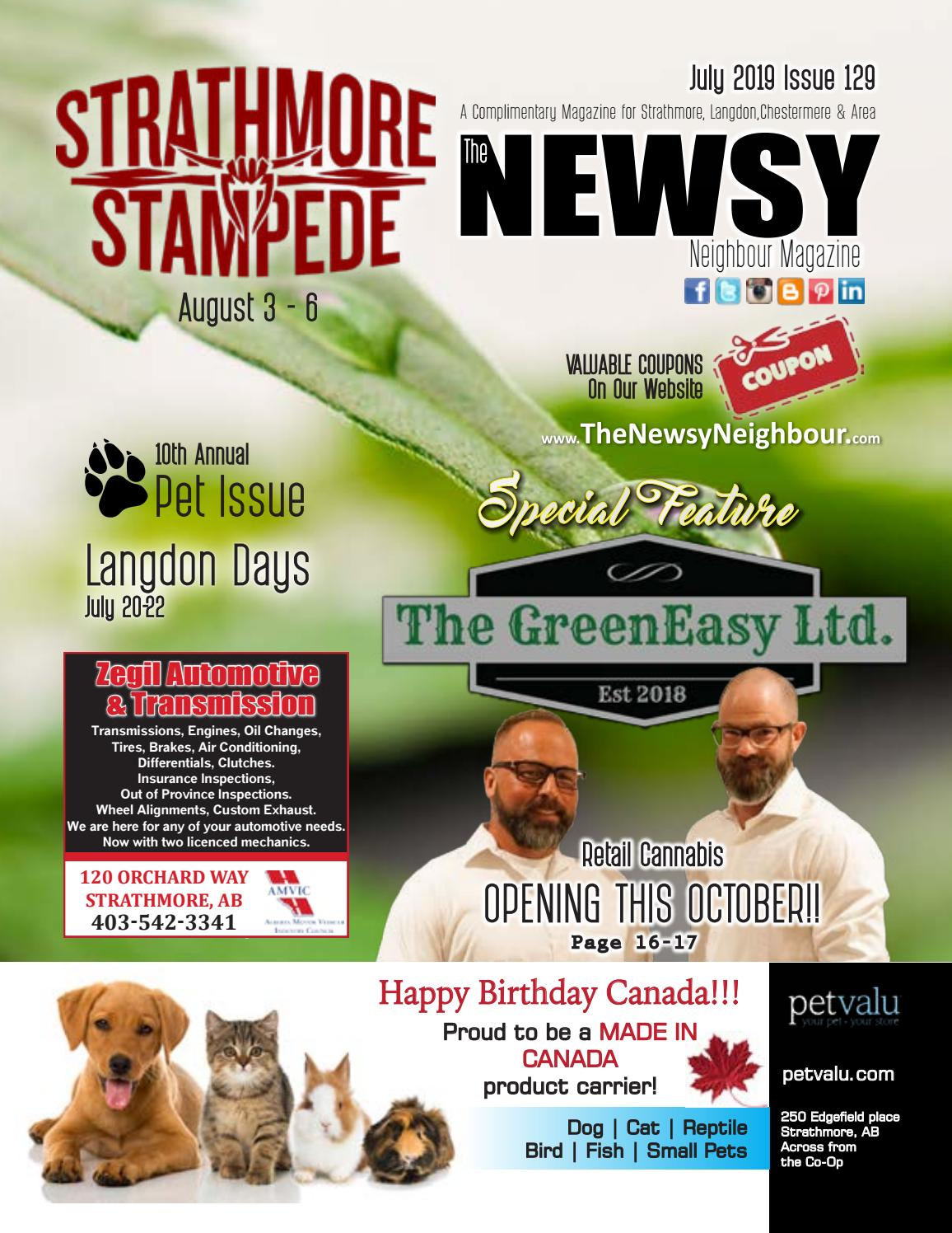 The Newsy Neighbour July Issue 129 by The Newsy Neighbor - issuu