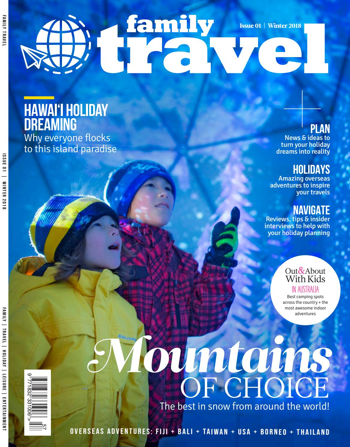 Family Travel 1 Winter By Issuu Squishy Circuits Cherry Lake Publishing