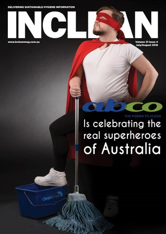 INCLEAN Magazine - July/August 2018 by The Intermedia Group