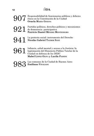 Page 12 of Los derechos sexuales y reproductivos en la Constitución de la Ciudad - Mariano Fernández Valle