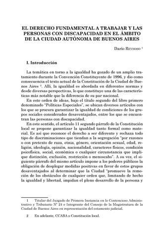 Page 155 of El derecho fundamental a trabajar y las personas con discapacidad en el ámbito de la Ciudad Autónoma de Buenos Aires - Darío E. Reynoso