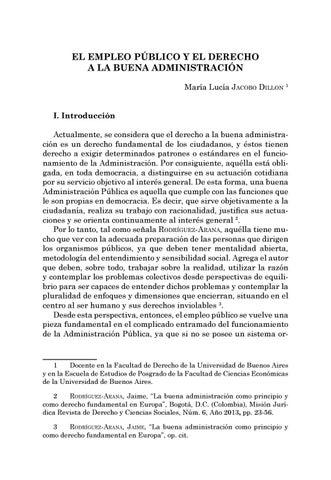 Page 175 of El empleo público y el derecho a la buena administración - María Lucía Jacobo Dillon