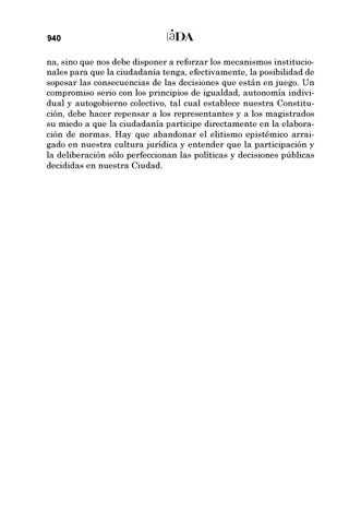 Page 256 of La protesta social: instrumento del Derecho - Nicolás Gabriel Tauber Sanz