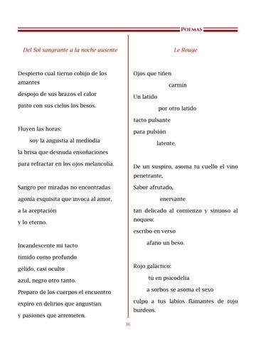 Page 37 of Murallas, por Jorge Humberto - Poemas