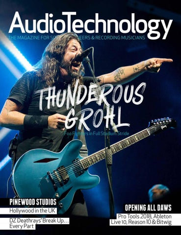AudioTechnology App Issue 49 by Alchemedia Publishing - issuu