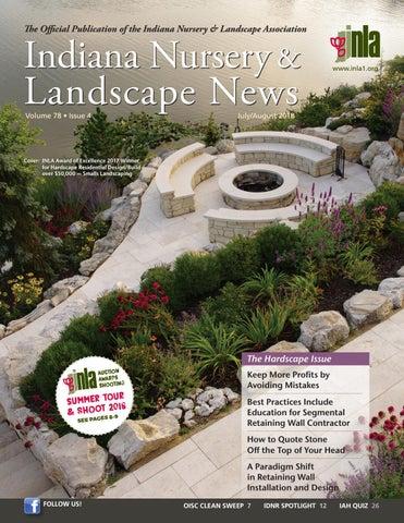 Indiana Nursery Landscape News Julyaugust 2018 By
