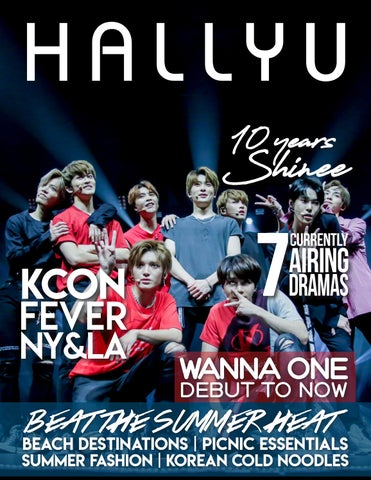 HALLYU Magazine No  39 by Hallyu Magazine - issuu