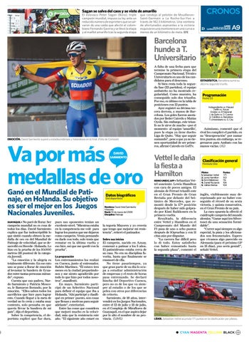 Quito 09 De Julio De 2018 By Diario La Hora Ecuador Issuu