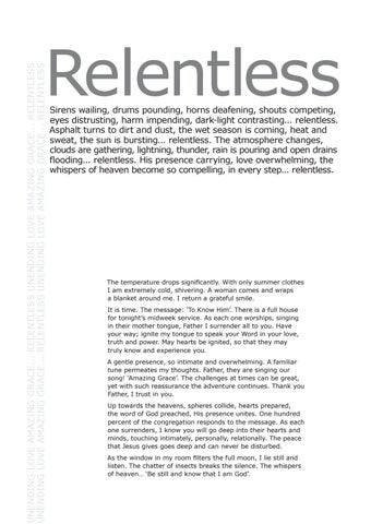 Page 4 of Relentless