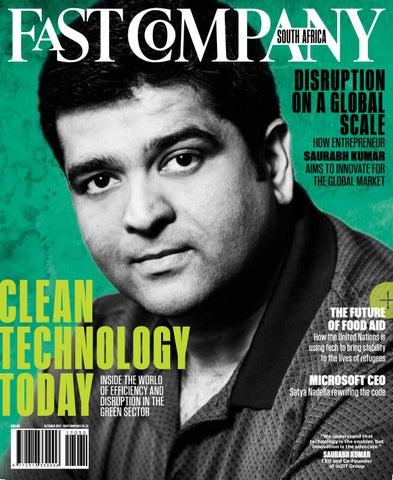 Fast Company Sa October 2017 Issue 30 By Fast Company Sa Issuu