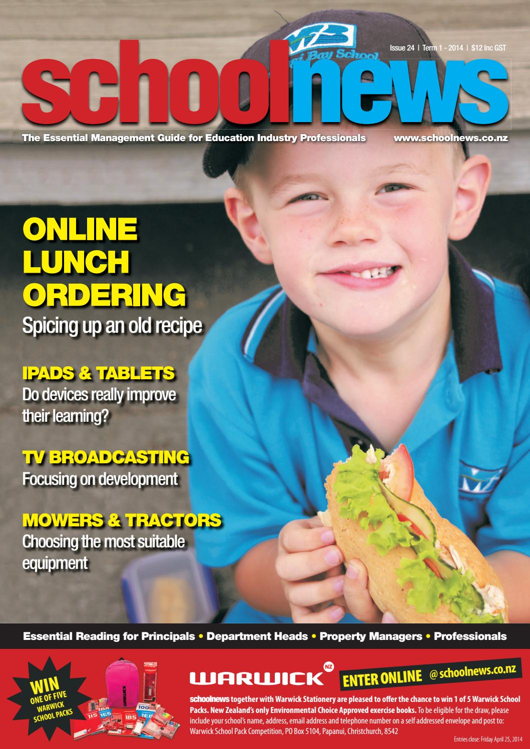 School News Nz Term 1 2014 By Multimedia Au Issuu And Camera 2 Gauge Amp Wiring Kit Soundtech New Zealand Auckland