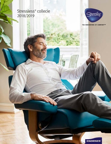 Stressless Leren Stoel.Stressless Comfortcollectie By Home Center Issuu