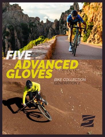 FIVE ADVANCED GLOVES - BIKE COLLECTION GENERATION 2 d37225ef1